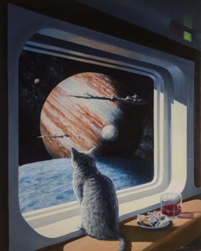 100 000 разумных цивилизаций должно быть в нашей галактике, но почему их не найти? Инопланетяне, Космос, Фантастика, Цивилизация, Галактика, Парадокс Ферми, Лес, Длиннопост