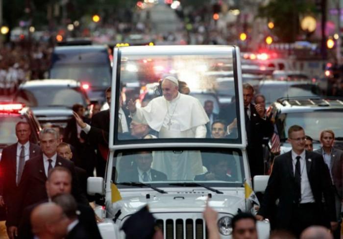Президенты и монархи с самой большой охраной в мире Президент, Папа Римский, Трамп, Ким Чен Ын, Длиннопост