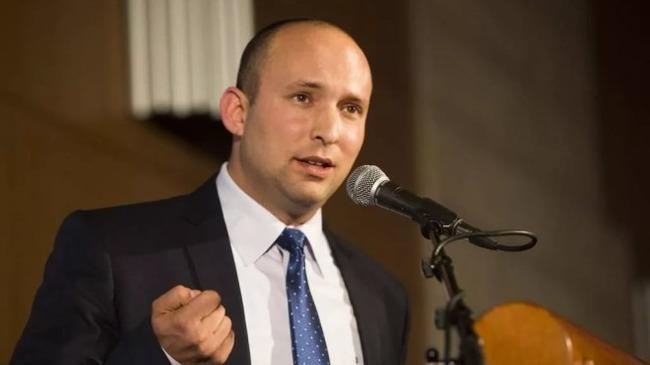 Нафтали Беннет лишил дара речи американского репортера CNN Нафтали Беннет, Министр просвещения, Израиль, Журналисты, Cnn, Интервью, Факты, Видео