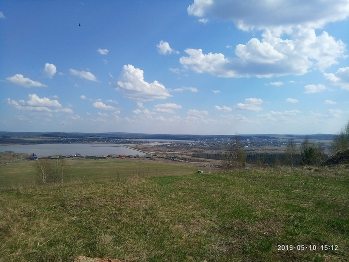 Село на Урале Урал, Природа, Природа России, Красота природы