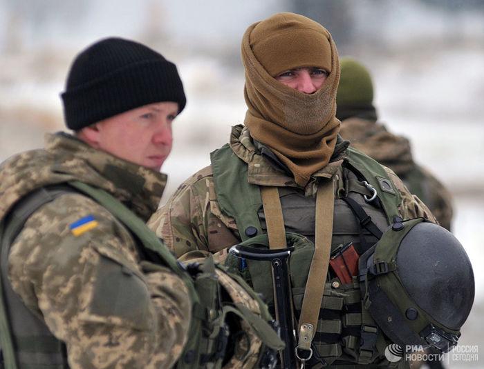 Украинские военные отказались воевать и убили командира, заявили в ДНР Политика, Украина, ДНР, ВСУ, ЛНР
