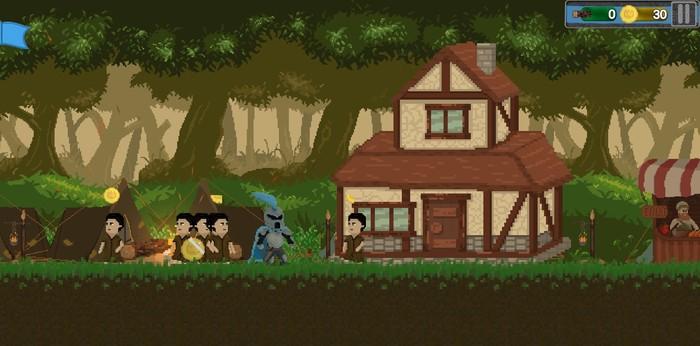 Rise through death. Монетизация Gamedev, Pixel Art, Indie, Game Art, Gameplay, Длиннопост
