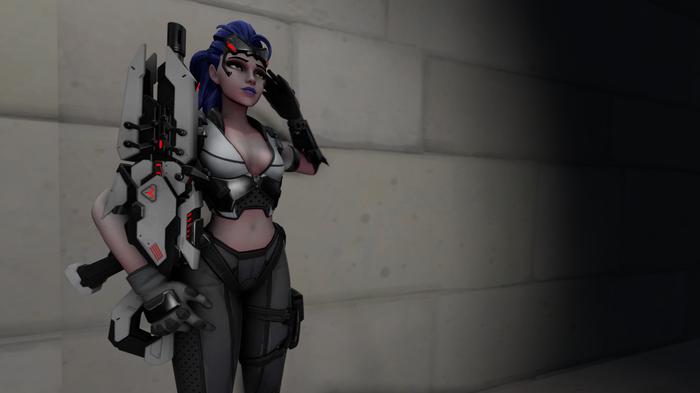 Widowmaker (Overwatch SFM)