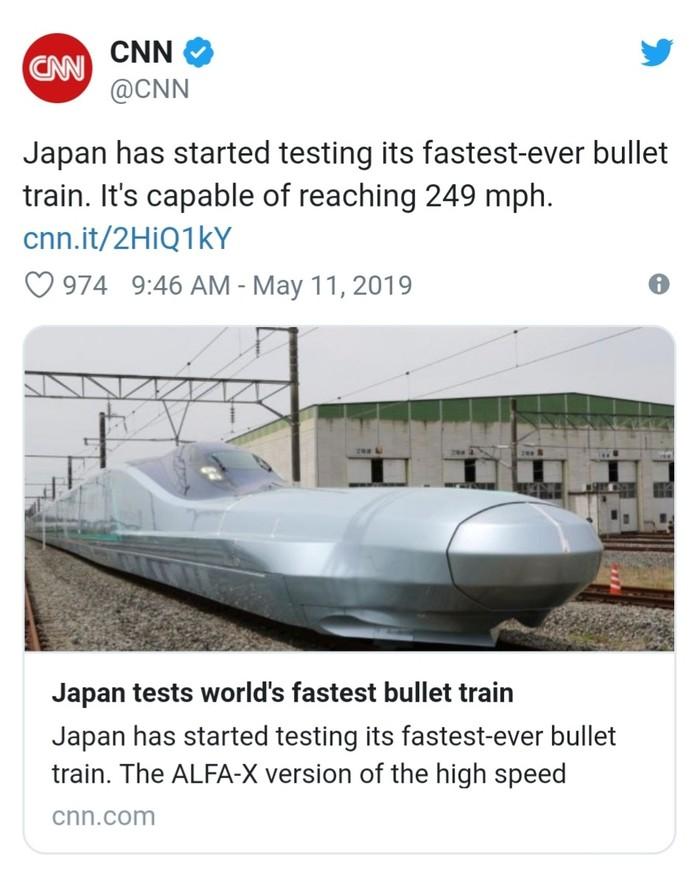 Блейн Моно нашего мира. Поезд, Скорость, Стивен Кинг, Япония