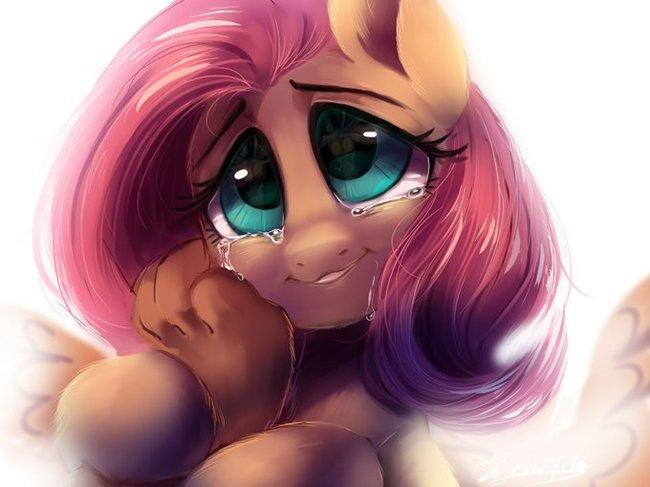 Флаттершай My Little Pony, Fluttershy, MLP Discord, Bad Oofy