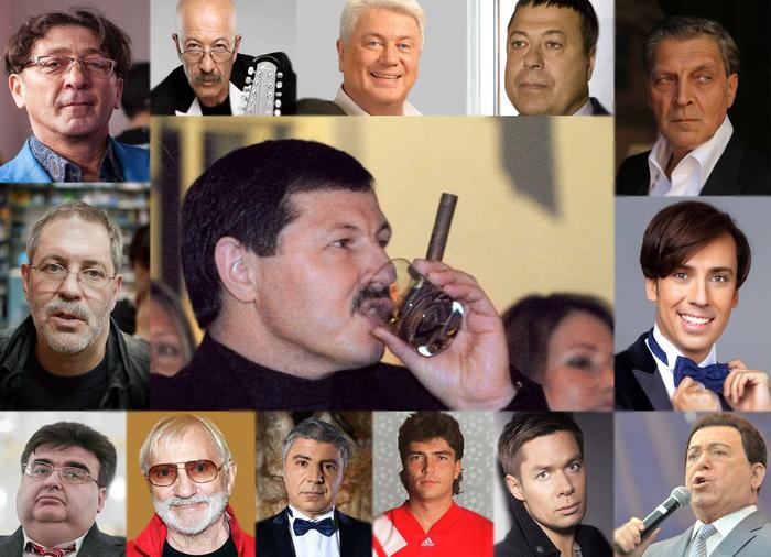Чествовавшие авторитета политики и артисты попали на видео Россия, Криминал, Видео, Длиннопост, Негатив