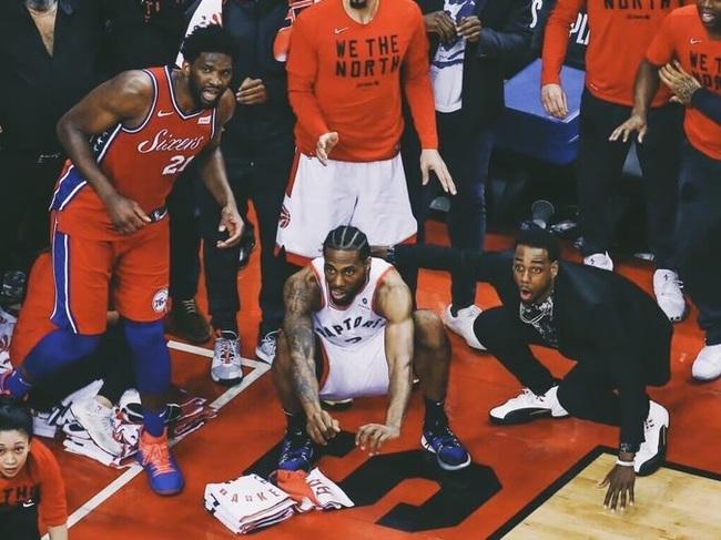 Победный бросок за 0,2 секунды до конца матча Баскетбол, Nba, Кавай Леонард, Видео, Фотография, Спорт, Попадание, Эпично