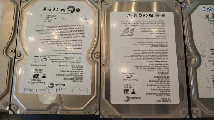 Отдам даром СПБ HDD жесткие диски. Отдам, В добрые руки, Санкт-Петербург, Подарю, Жесткий Диск, Длиннопост