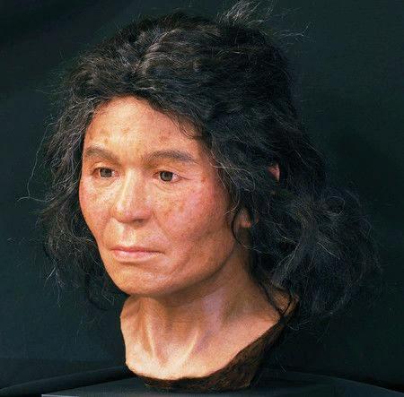 Японские ученые расшифровали геном древней жительницы Японии Генетика, Япония, Дзёмон, Палеогенетика, Кости, Хоккайдо, Айны, Длиннопост