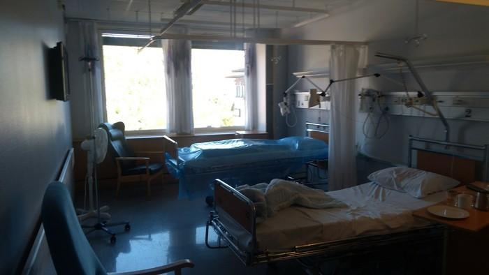 Норвегия. Операция по удалению аппендицита. Норвегия, Аппендицит, Больница, Пикабушники за границей, Длиннопост