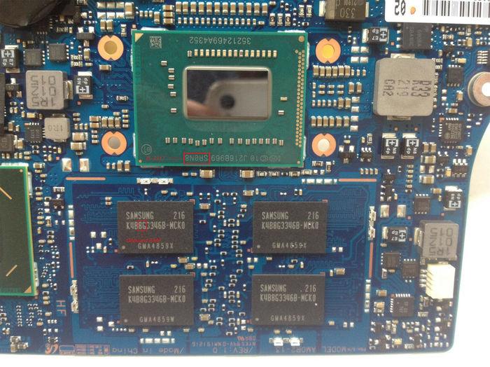 Добавление памяти в Samsung NP900X3C Samsung, 900x3c, Расширение памяти