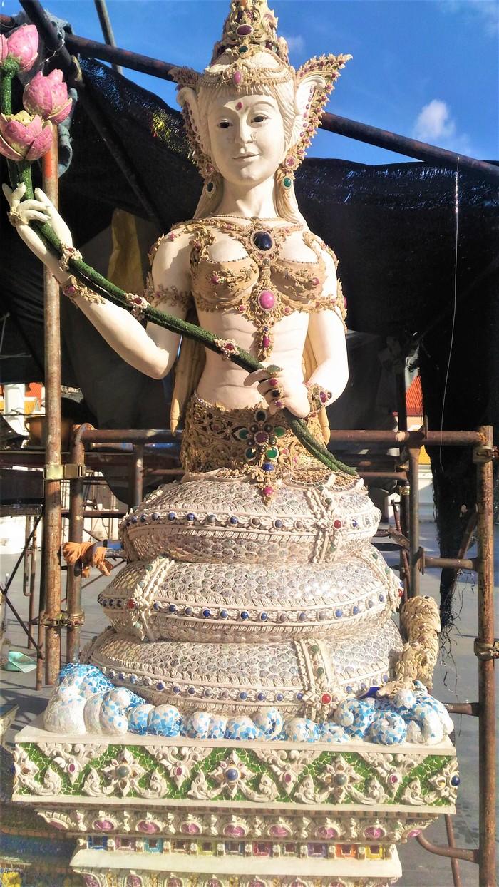 Храм Дэвида Бэкхэма. Путешествия, Таиланд, Бангкок, Храм, Пикачу, Длиннопост