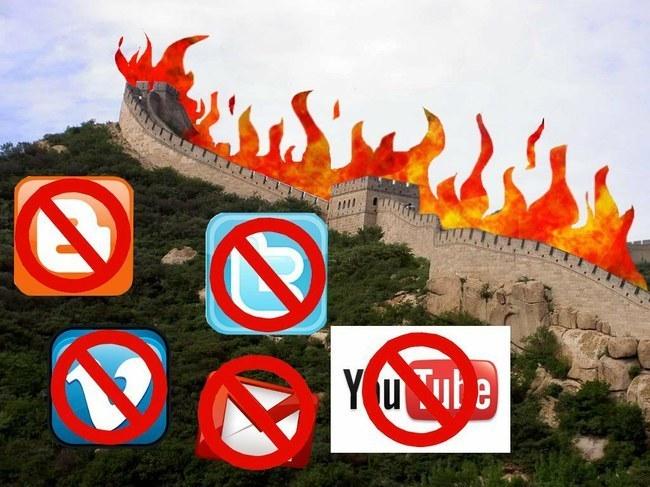 В Китае заблокировали Википедию на всех языках Википедия, Китай, Новости, Блокировка