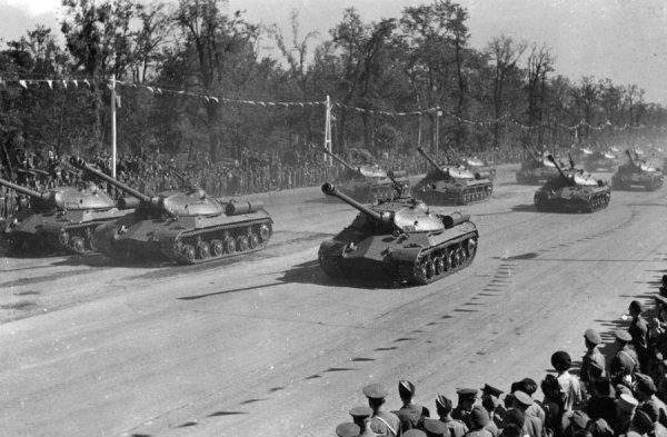 Как воевали ИС-3 История, Танки, Сталин, Бронетехника, Длиннопост, Военные фото