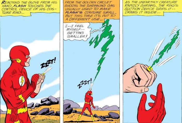 Погружаемся в комиксы: The Flash #135-144 Супергерои, DC Comics, The Flash, Комиксы-Канон, Длиннопост