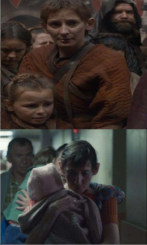 Самая невезучая женщина с ребенком во вселенной Игра престолов, Игра престолов 8 сезон, Чернобыль, HBO