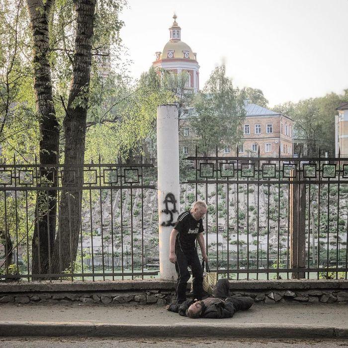 Будни провинциального города Фотография, Эстетика ебеней, Россия, Длиннопост