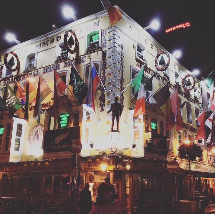 Once upon a time in the west Ирландия, Дублин, Переезд, Иммиграция, Длиннопост, История моей жизни, Текст