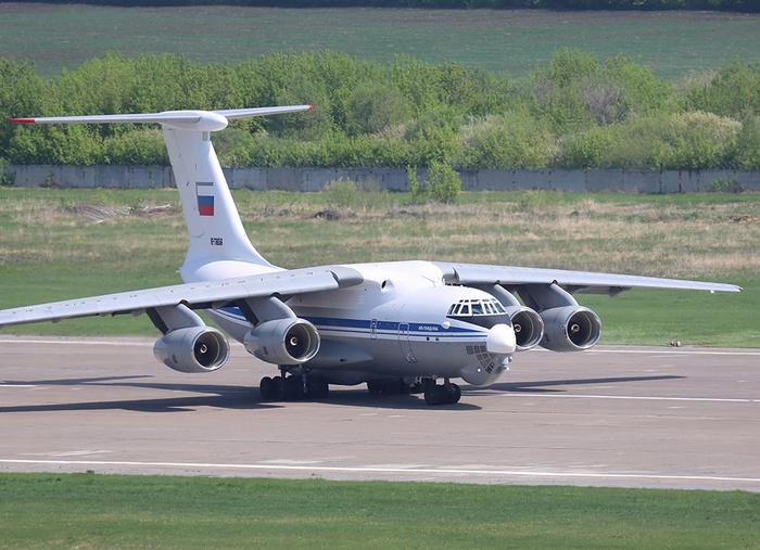 Второй военно-транспортный самолет Ил-76МД-90А передан Минобороны Ил-76мд-90а, Новости, Россия, Производство, Российское производство
