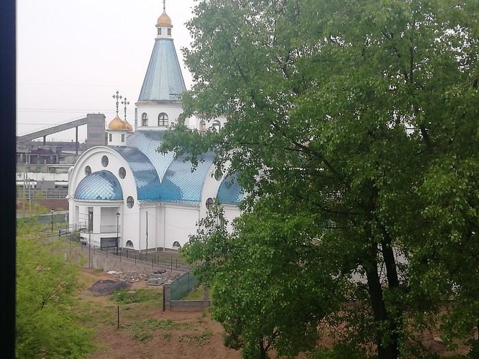 Не только РПЦ РПЦ, Бпц, Сквер, Произвол, Храм, Строительство храма