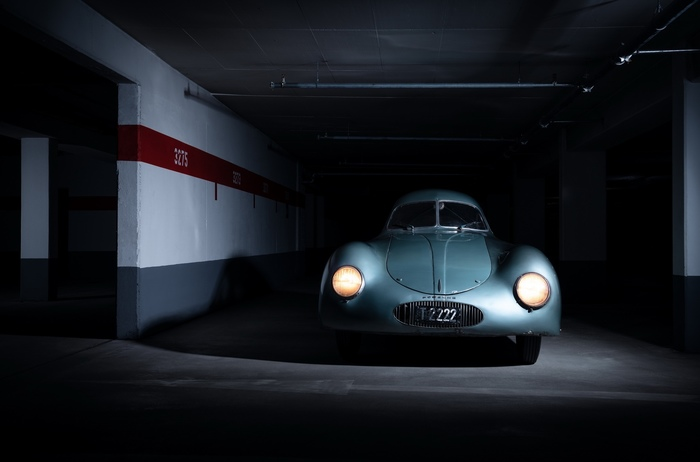 Самый старый сохранившийся Porsche Porsche, Автохлам, История, Type 64, Volkswagen, Аукцион, Длиннопост