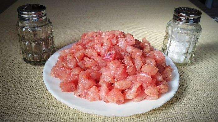 Обед из пекинской капусты со свининой Рецепт, Жуй-Ка!, Готовим дома, Свинина, Длиннопост