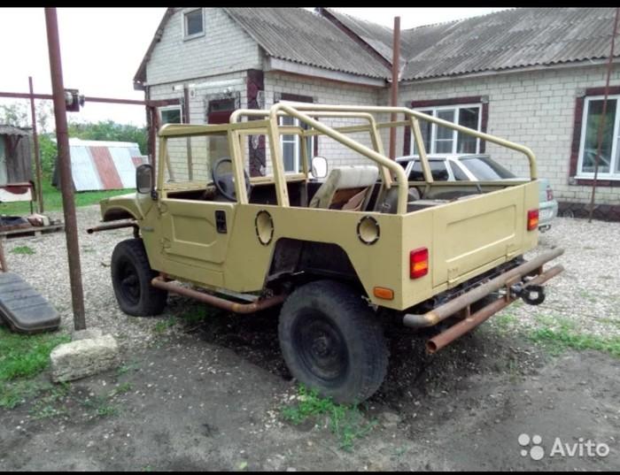 Когда ты Hummer, но бабка когда-то погуляла с Уазом Авито, Авто, Тюнинг, Хаммер, Уаз, Ессентуки, Длиннопост