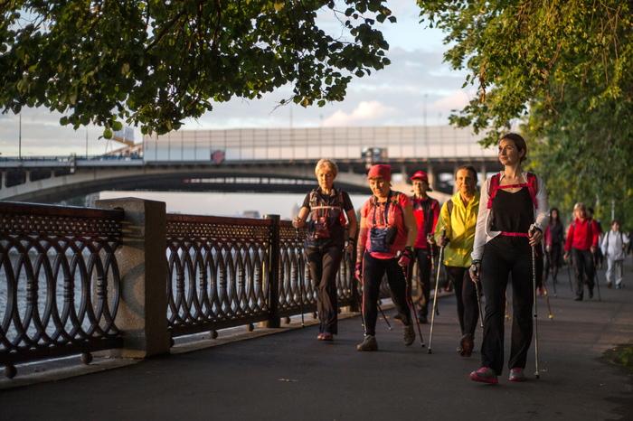 Ученые выяснили, сколько живут люди с быстрой походкой Долголетие, Спорт, Ходьба, Наука, Ученые, Британские ученые