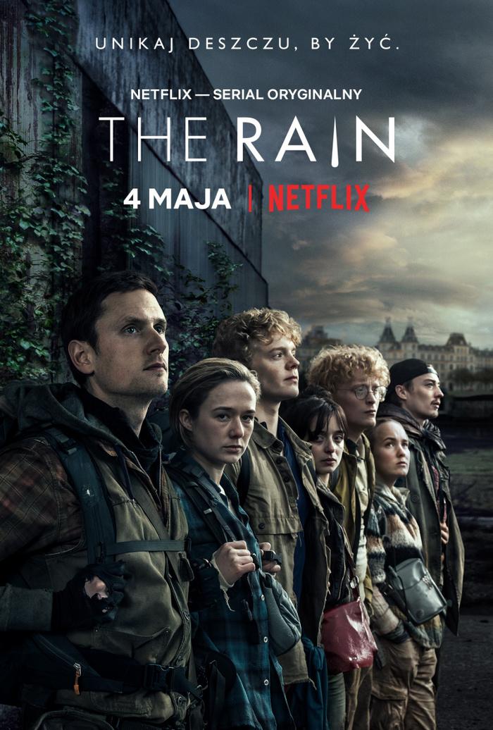 """""""Дождь"""" - премьера второго сезона. Советую посмотреть, Сериалы, Netflix, Дождь, Фантастика, Триллер, Приключения, Постапокалипсис, Видео, Длиннопост"""