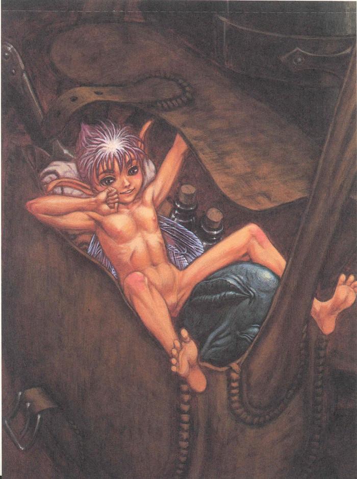Артбук War Cry, 1998 год, ч.1 Манга, Артбук, Кэнтаро Миура, Берсерк, Аниме, Длиннопост
