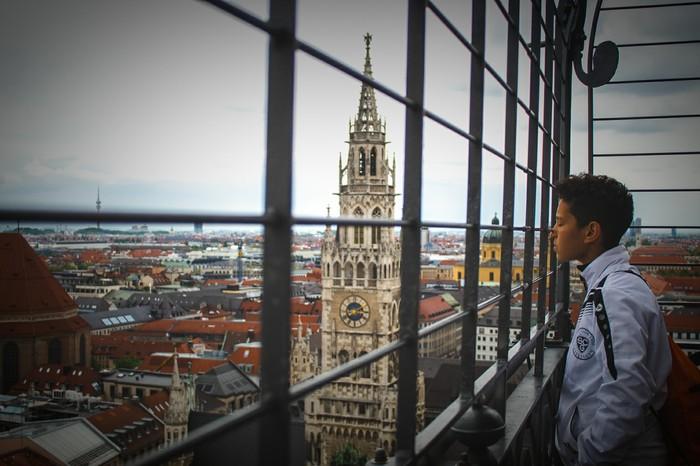 Мюнхен Начинающий фотограф, Canon, Германия, Мюнхен