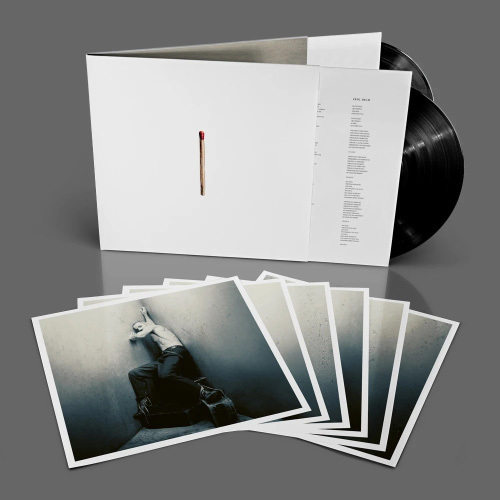 Впервые за 10 лет вышел новый альбом Rammstein!!!