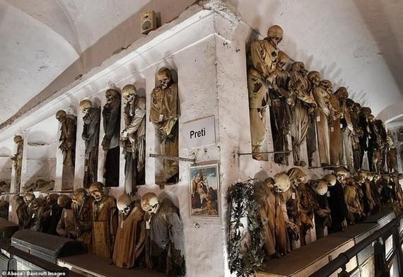 «Город мертвых»: Самое жуткое кладбище мира превратили в музей. Катакомбы, Кладбище, Музей, Видео, Длиннопост