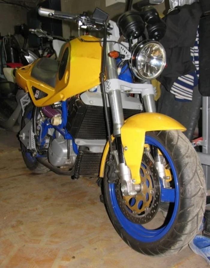 Мотоцикл о котором вы незнали  ИЖ планета Спорт (ИЖ-ПС 2 или R21) Мото, Авто, Концепт, Длиннопост