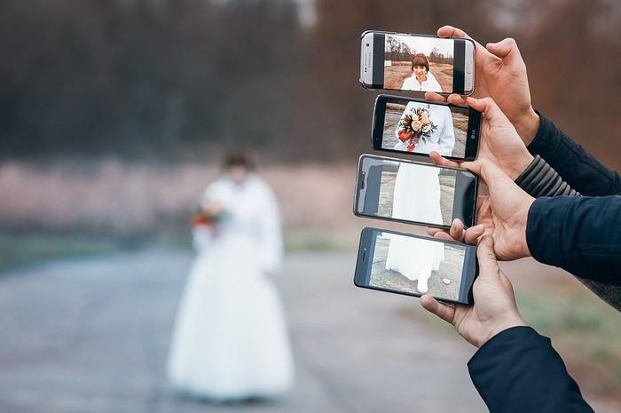 На телефончик лучше Невеста, Свадьба, Телефон