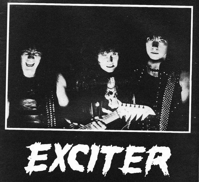 Exciter. Heavy Metal, Speed Metal, Oldschool, Metal, Музыка, Видео, Длиннопост