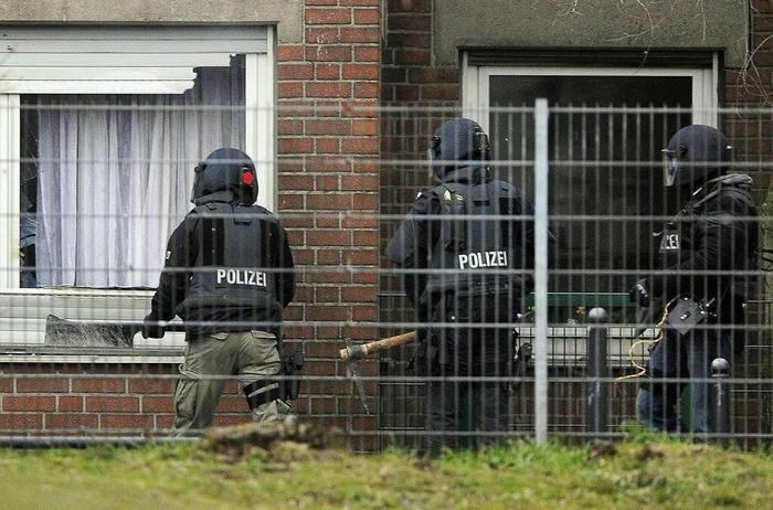 Полиция апокалипсиса