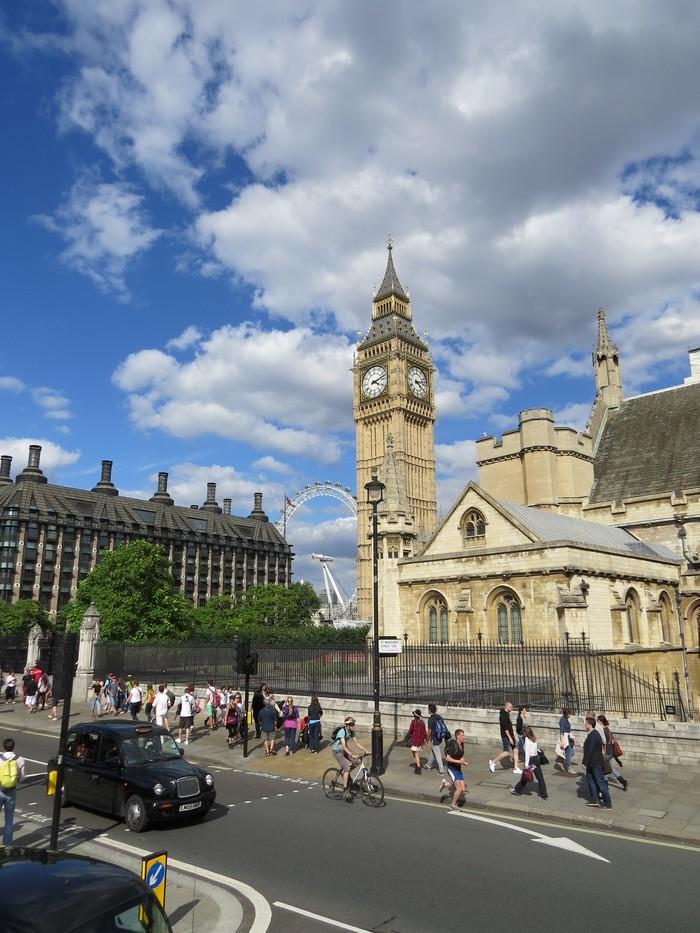 Биг Бен Великобритания, Лондон, Биг-Бен, Достопримечательности, Длиннопост, История, Архитектура