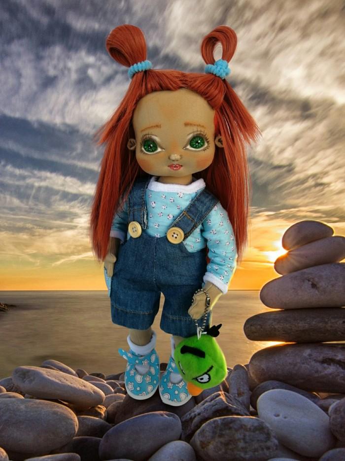 Куколки маминой работы #2 Куклы ручной работы, Добрыйпост, Текстильная кукла, Критика, Длиннопост, Рукоделие без процесса, Хочу критики