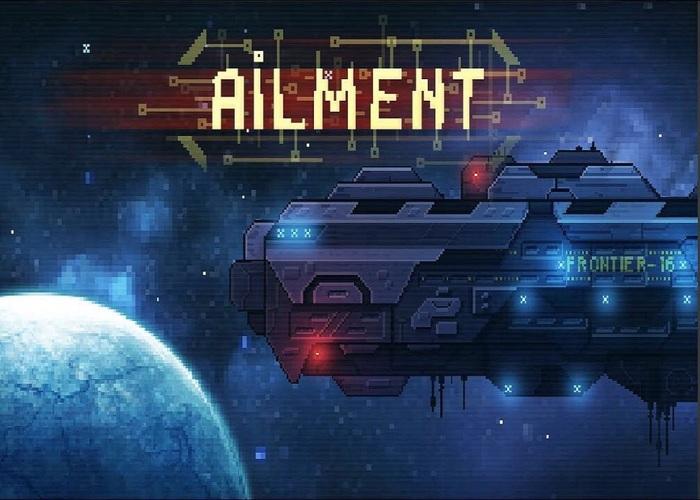 Ailment - новый мощный пиксельный roguelike на мобилки Android, Appstore, Игры, Новинки, Roguelike, Видео, Длиннопост