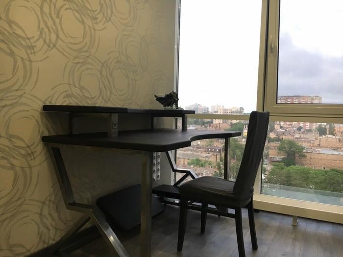 Компьютерный стол в стиле Loft Лофт, Своими руками, Компьютерныйстол, Одесса, Длиннопост