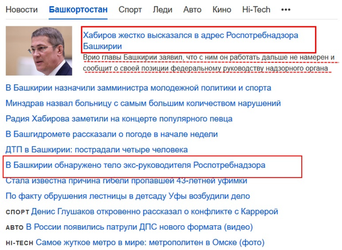 Новости Башкортостана