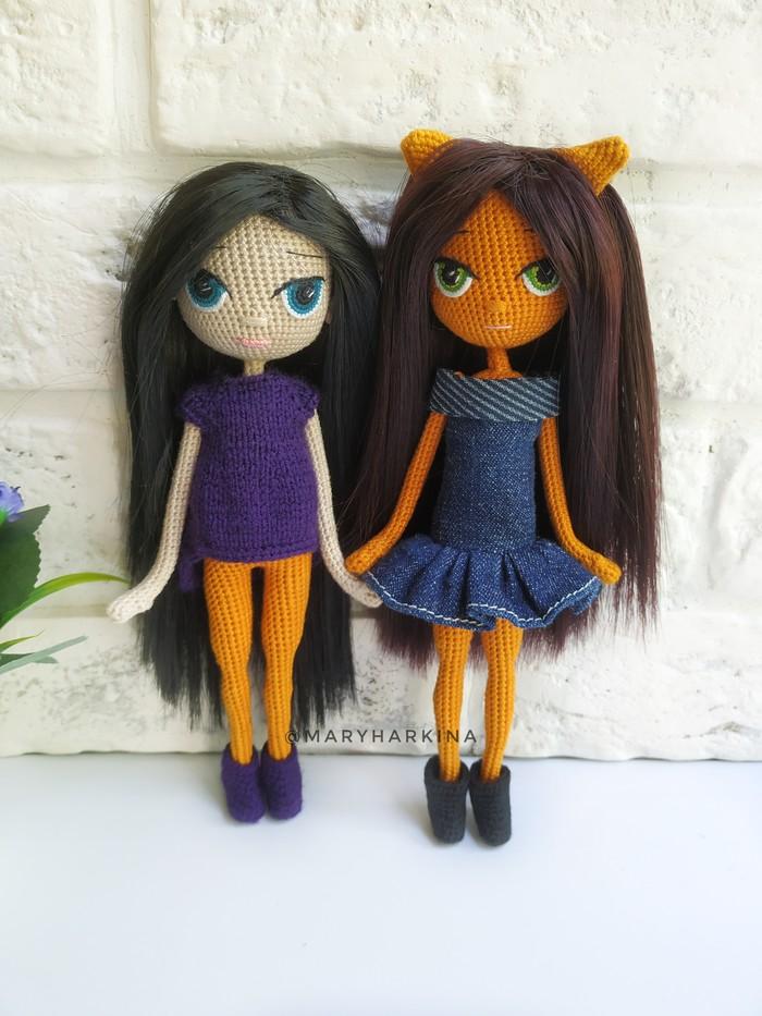 Интерьерные куклы Вязаные игрушки, Кукла, Вязание, Ручная работа, Длиннопост