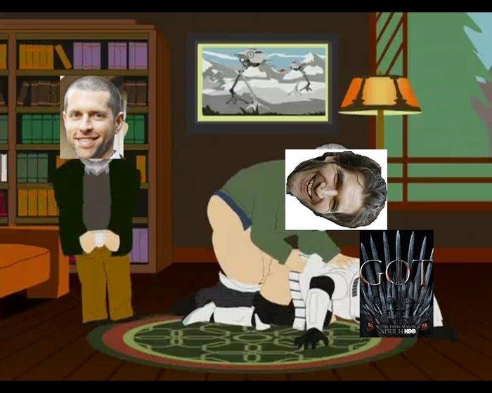 Как я вижу 8 сезон Игры престолов.