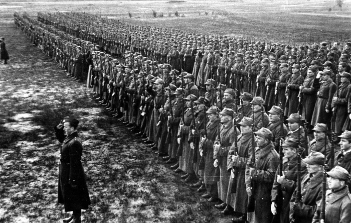 Польская армия в тылу СССР История, Польша, Армия, Андерс, СССР, Война, Великая Отечественная война, Вторая мировая война, Длиннопост