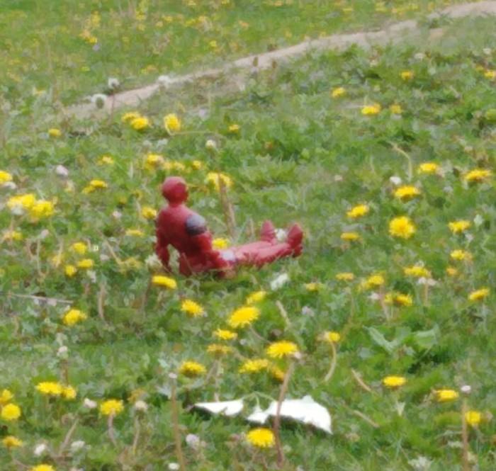 Муд на лето Marvel, Дэдпул