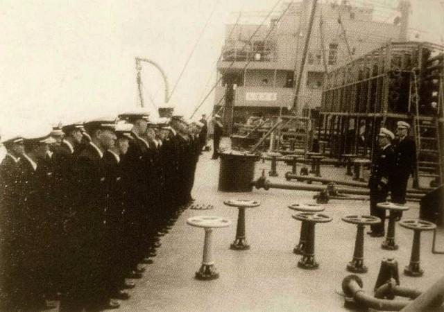 Захват танкера «Туапсе» 23 июня 1954 года. СССР, Китай, Танкер, Туапсе, Захват, Длиннопост