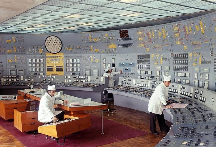 Советские пульты управления или мечта Гомера Симпсона Пульт, СССР, Длиннопост