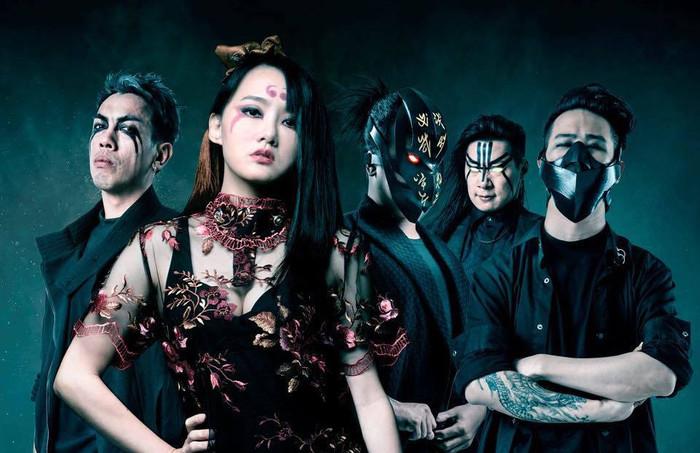 """CHTHONIC"" Тайвань -дело тонкое. Фолк, Symphonic Black Metal, Melodic Death Metal, Taiwan, Oriental Metal, Видео, Длиннопост"