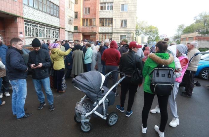 В Казани народ бунтует против мечети Казань, Мечеть, Негатив, Митинг